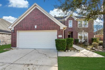 Manvel Single Family Home For Sale: 3627 Midland Drive