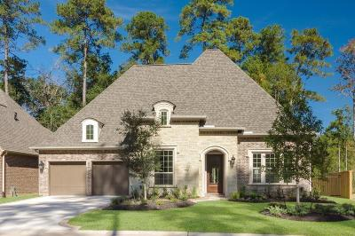Conroe Single Family Home For Sale: 134 Aster Glow Circle