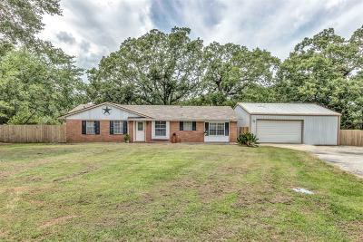 Madisonville Single Family Home For Sale: 1800 Highway 90