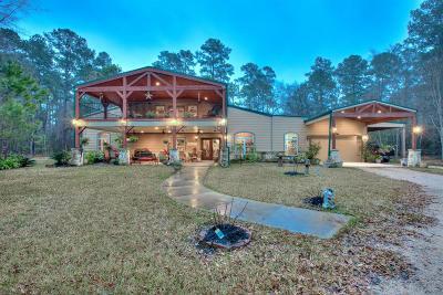Magnolia Single Family Home For Sale: 40006 Gable Circle