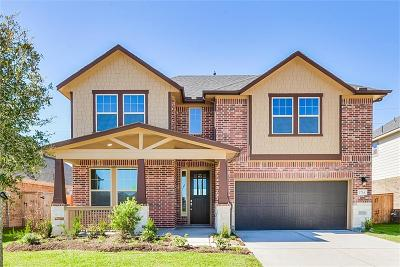 Brookshire Single Family Home For Sale: 1714 Dominion Heights