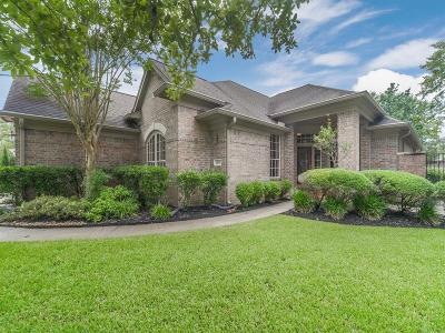 Cypress Single Family Home For Sale: 14719 Claycroft Court