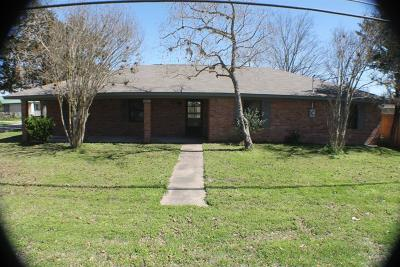 Grimes County Single Family Home For Sale: 23380 Fm 244