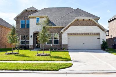 Rosenberg Single Family Home For Sale: 7914 Quade Court