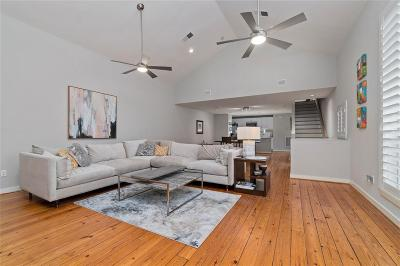 Houston Condo/Townhouse For Sale: 1516 Oneil Street