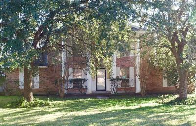La Marque Single Family Home For Sale: 3127 Virginia Street