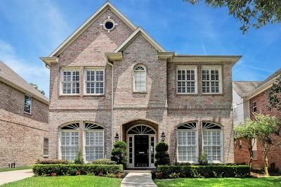 West University Place Single Family Home For Sale: 4130 Cason Street