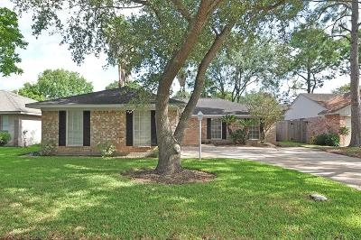 Missouri City Single Family Home For Sale: 1914 Riflewood Circle