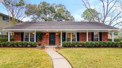 Meyerland Single Family Home For Sale: 5402 Jason Street