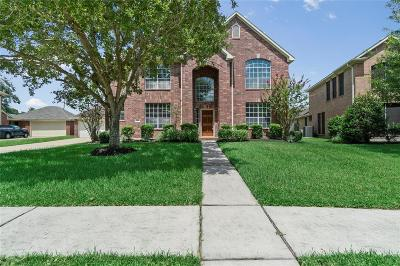 Pearland Single Family Home For Sale: 3328 Harbour Breeze Lane