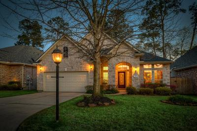 Montgomery Single Family Home For Sale: 23 Yacht Harbor