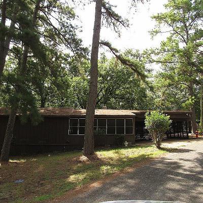 Trinity County Single Family Home For Sale: 47 Mockingbird