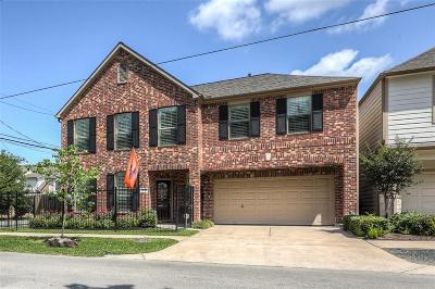 Houston Single Family Home For Sale: 1515 W 14th Street