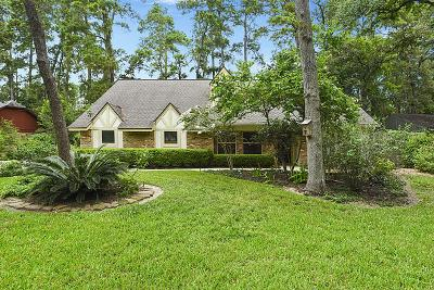 Conroe Single Family Home For Sale: 607 Walters Way