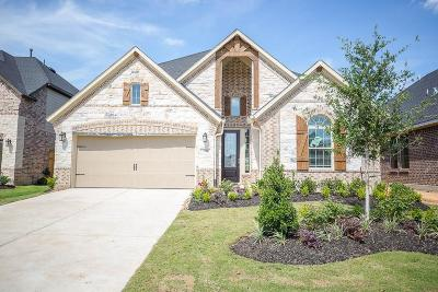 Fulshear Single Family Home For Sale: 3515 Shadow Bay Court