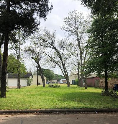 Rosenberg Residential Lots & Land For Sale: Austin Street