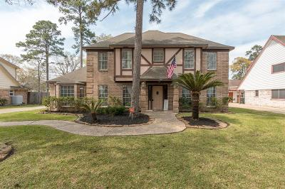 Humble Single Family Home For Sale: 7727 12th Fairway Lane