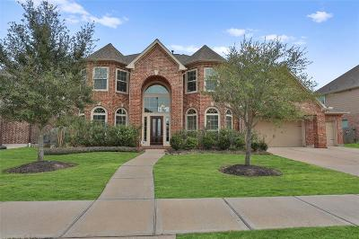 Katy TX Single Family Home For Sale: $498,888
