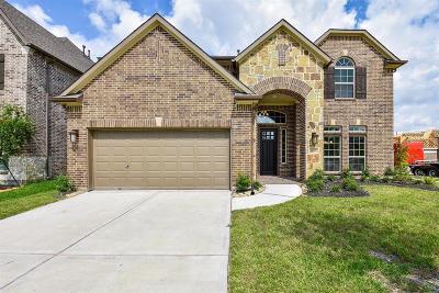 Manvel Single Family Home For Sale: 3229 Summer Tanager Lane