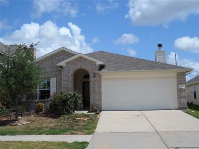 Katy Single Family Home For Sale: 21634 Britton Hill Way
