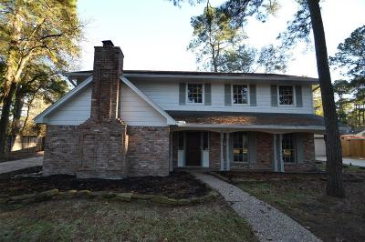 Memorial Northwest Single Family Home For Sale: 8015 Oak Moss Drive