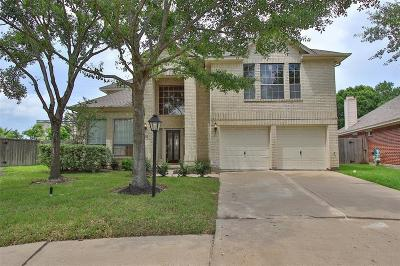 Houston TX Single Family Home For Sale: $257,550