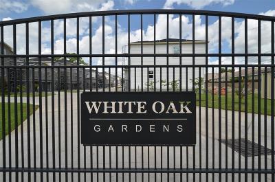 Houston Single Family Home For Sale: 306 Yale Oaks Lane