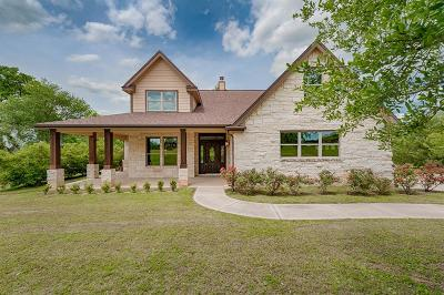 Bellville Single Family Home For Sale: 2260 Hillview