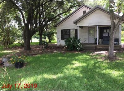 Trinity County Single Family Home For Sale: 614 E 1st Street