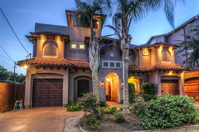 Houston Single Family Home For Sale: 705 Herkimer Street