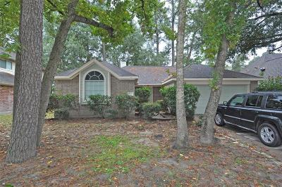 Humble TX Single Family Home For Sale: $142,500
