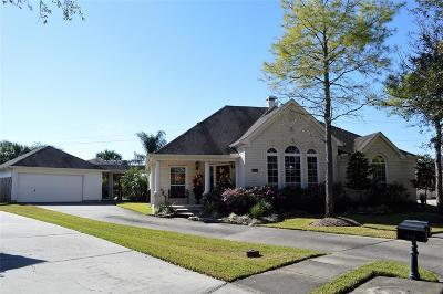 League City Single Family Home For Sale: 1140 Rippling Springs