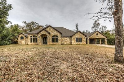Single Family Home For Sale: 14532 Edwards Road