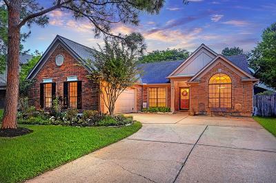 League City Single Family Home For Sale: 136 Hidden Lake Drive