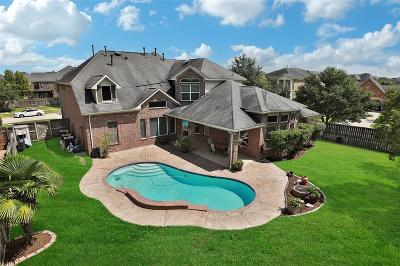 Fulshear Single Family Home For Sale: 28303 Spring Hill Creek Lane