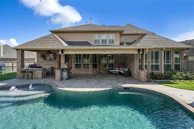 League City Single Family Home For Sale: 2970 Holbrook Valley Lane