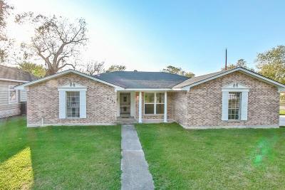 Houston Single Family Home For Sale: 4711 Falls Street