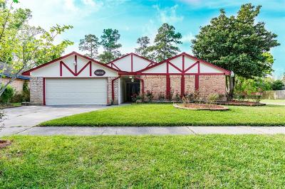 Spring Single Family Home For Sale: 6602 Lynngate Drive