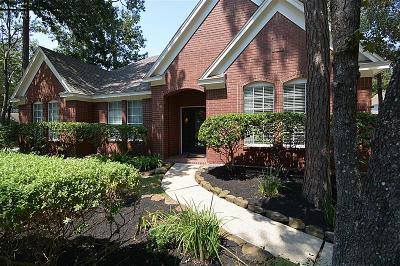 The Woodlands Single Family Home For Sale: 3 Windfern Place