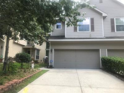 The Woodlands Condo/Townhouse For Sale: 217 E Summerhaze Circle