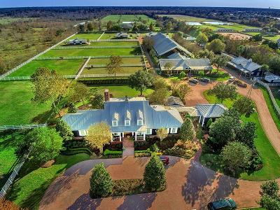 Cypress Farm & Ranch For Sale: 19335 Juergen Road