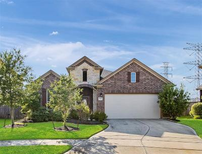 Humble Single Family Home For Sale: 14915 Ashley Creek Court