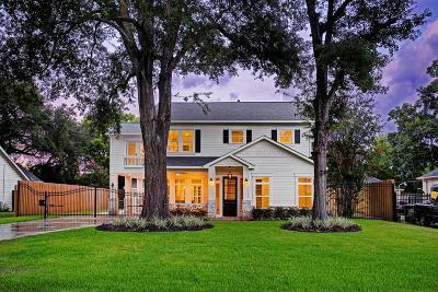 Houston Single Family Home For Sale: 3118 Randall