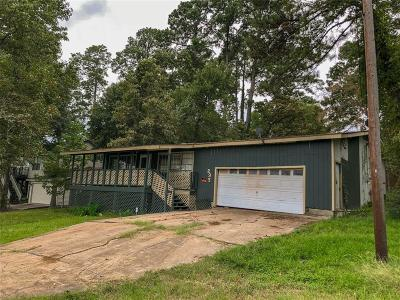 Polk County Single Family Home For Sale: 297 Harbor Drive