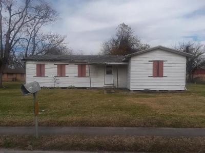 Texas City Single Family Home For Sale: 7010 Fm 1765