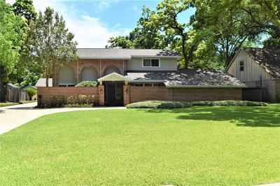 Houston Single Family Home For Sale: 5605 Pine Street