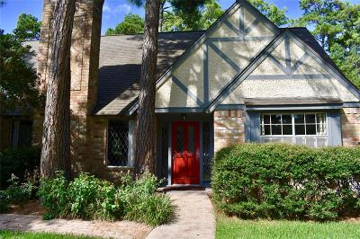 Spring Single Family Home For Sale: 16218 Chipstead