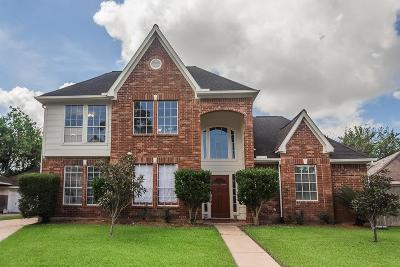 Houston Single Family Home For Sale: 15611 Montesa Drive
