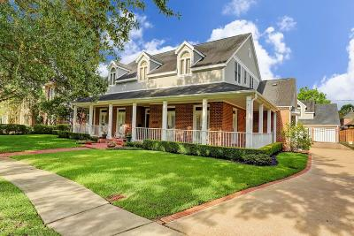 West University Place Single Family Home For Sale: 6619 Sewanee Avenue