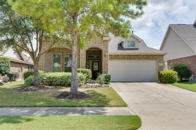 Katy Single Family Home For Sale: 6203 Brookmall Drive
